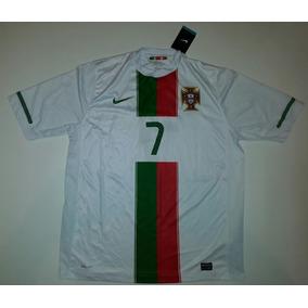 f4939e6ac5105 Camisa Seleção Portugal Cristiano Ronaldo - Camisas de Futebol no Mercado  Livre Brasil