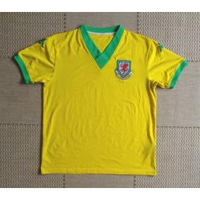 57795253d1398 Camisa Pais De Gales Bale - Camisa Masculina de Seleções de Futebol no  Mercado Livre Brasil