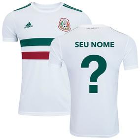 3ddbfda38c3fd Camisa Mexico 2018 - Camisa México Masculina no Mercado Livre Brasil