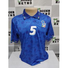0902318fe Camisa Italia 1994 - Masculina Itália em De Seleções no Mercado Livre Brasil