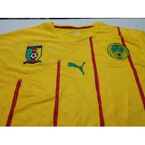 bfce84273f555 Camisa Camarões - Camisa Camarões Masculina no Mercado Livre Brasil