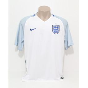6be6993e3a02f Camisa Inglaterra 2016 - Camisa Inglaterra Masculina no Mercado Livre Brasil