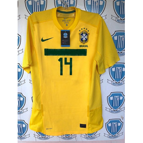 98873ef4c157b Camisa Preta Selecao Brasileira 2011 Camisas Futebol - Futebol no Mercado  Livre Brasil