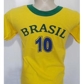 30442e6cd201b Camisa Neuer Infantil - Futebol no Mercado Livre Brasil