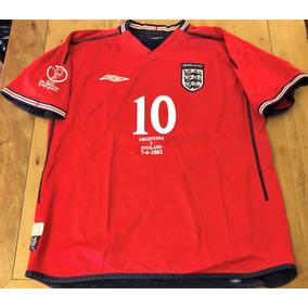bb74072ebb400 Camisa Inglaterra Copa 2018 Original - Camisas de Futebol no Mercado Livre  Brasil