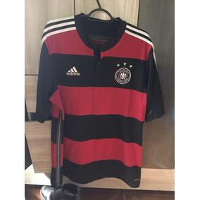 87fba35a9a62f Camisa Alemanha Copa 2014 - Camisa Alemanha Masculina no Mercado Livre  Brasil