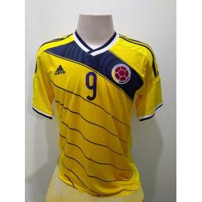30414e6aa Camisa Selecao Colombia Feminina Selecoes - Camisas de Futebol no Mercado  Livre Brasil