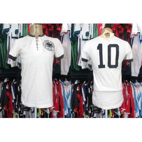 d8132ce17a31b Camisa Alemanha Adidas Originals - Camisas de Futebol no Mercado Livre  Brasil