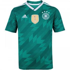 a750265a79cc4 Camisa Alemanha - Camisas de Futebol no Mercado Livre Brasil