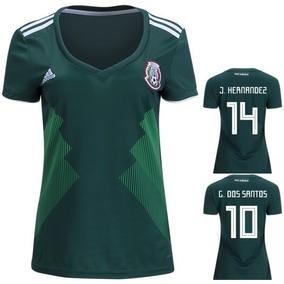 f192a19030a0c Camisa Adidas Mexico - Camisas de Futebol no Mercado Livre Brasil
