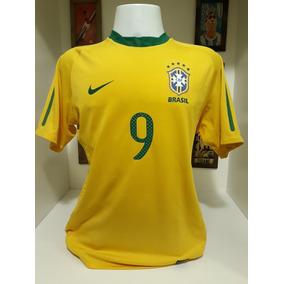 7a2d5da3e Camisa Da Selecao Brasileira Gabriel Jesus - Camisas de Futebol no Mercado  Livre Brasil