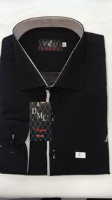 dfd408eee1 Camisas Sociais Masculinas Diversas Marcas - Camisa Formal Longa com ...