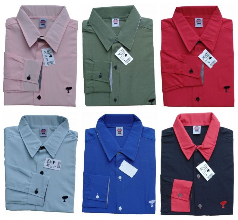 Camisas Social Masculina Slim - Atacado - Promoção - P Ao Gg - R  84 ... 0cc65b2d82