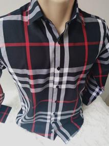 6b383c813c Camisa Tony Country - Camisa Social Manga Longa Masculinas no ...