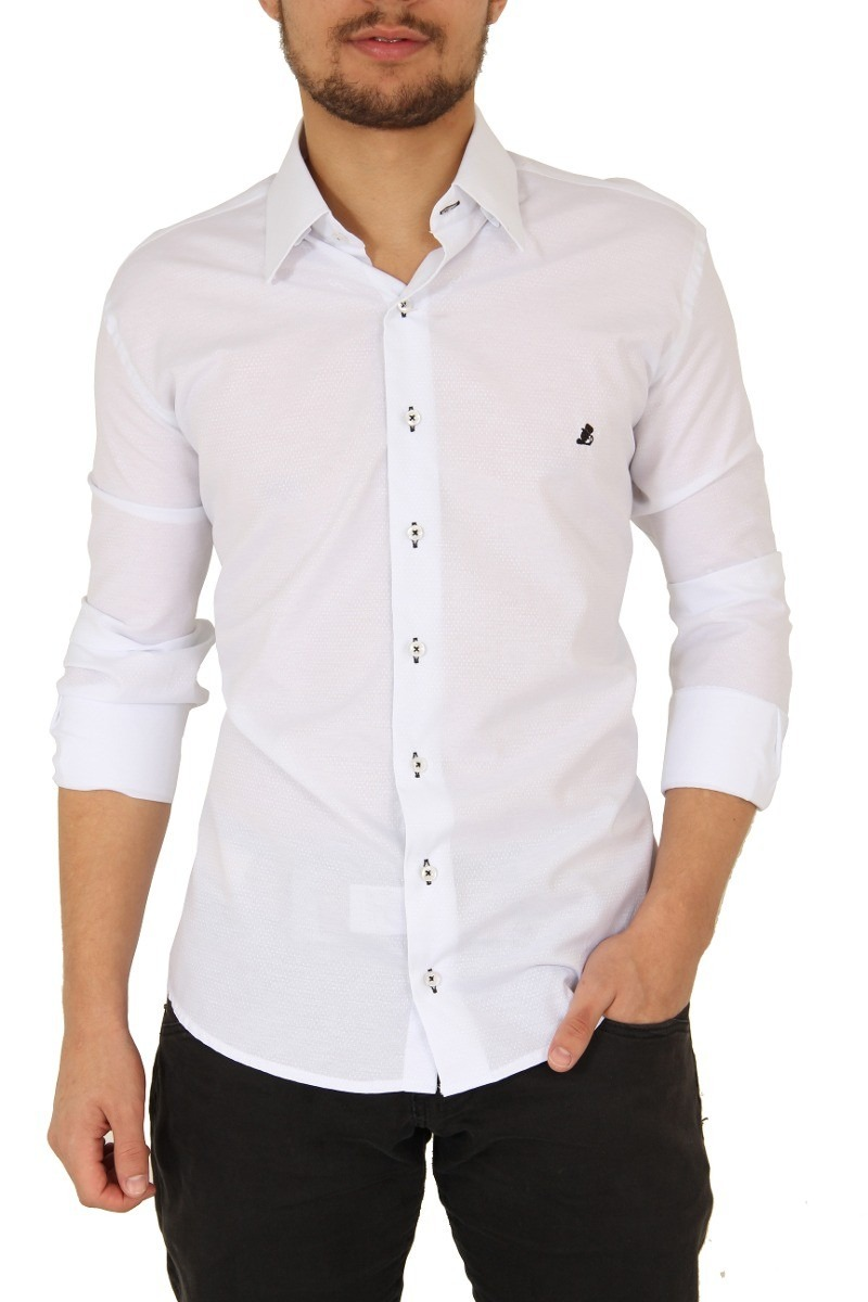 f31979f619 Camisas Social Masculina Tamanhos Grandes 6