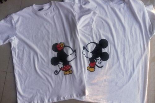 camisas sublimadas