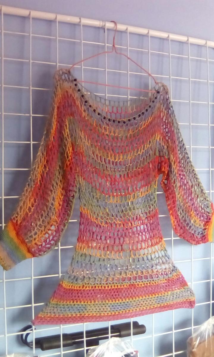 Camisas tejidas a mano - Imagui