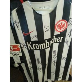 65cbca792fe9e Camisa Frankfurt - Camisas de Times de Futebol no Mercado Livre Brasil