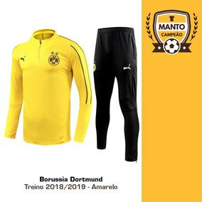 3e426b9ddce6e Camisa Treino Borussia Dortmund - Futebol no Mercado Livre Brasil