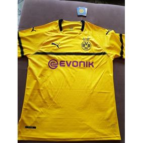 c1fc689811662 Camisa Do Borussia Reus Dortmund Masculina - Camisas de Times Alemães no  Mercado Livre Brasil