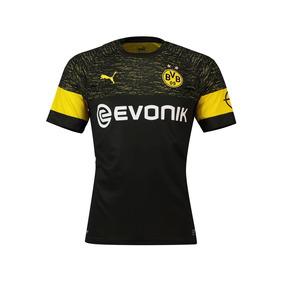 0a5223568de2e Camisa Do Borussia Dortmund 2018 - Futebol no Mercado Livre Brasil