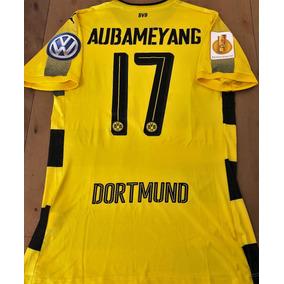 25e0dd373 Camisa Borussia Dortmund 2017 2018 - Camisas de Futebol no Mercado Livre  Brasil