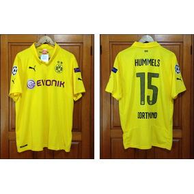 28c2d6c151764 Camisa Borussia Dortmund 2015 - Camisas de Times de Futebol no Mercado  Livre Brasil
