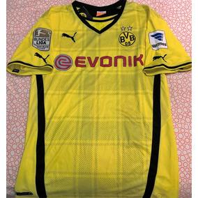 aef0b1c95 Camisa Borussia Dortmund Reus Falsa no Mercado Livre Brasil