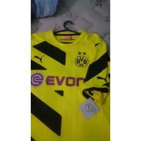 e36a55d9b Camisa Borussia Dortmund Reus no Mercado Livre Brasil