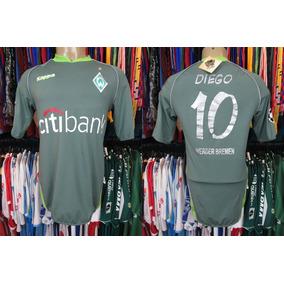 69304a78de551 Camisa Do Werder Bremen 2018 - Camisas de Times de Futebol no Mercado Livre  Brasil