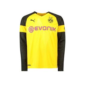 18c1ebdfe Camisa Borussia Dortmund Infantil Reus no Mercado Livre Brasil
