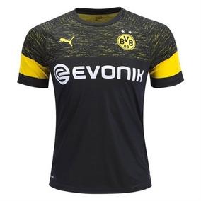 6c8cb935b Camisa Do Borussia Dortmund Amarela no Mercado Livre Brasil