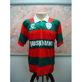 43384bced35aa Camisa Portuguesa Dellerba Trasmontano - Camisas de Futebol no Mercado  Livre Brasil