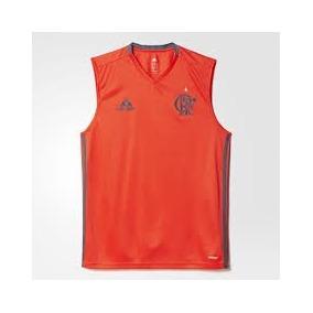 a894497e7c306 Camisa Regata Adidas De Treino Flamengo - Camisa Flamengo Masculina no  Mercado Livre Brasil