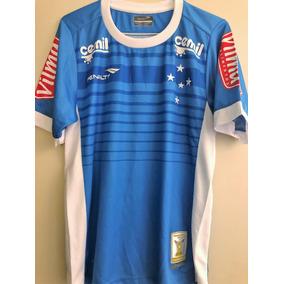 d7e0e0bdb62d6 Camisa Penalty Cruzeiro Goleiro Iii 2015 - Camisas de Times Brasileiros no  Mercado Livre Brasil