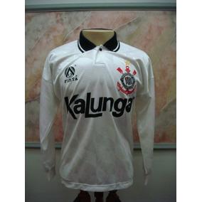 b5b8105803186 Camisas De Times Antigas Brecho Do Futebol - Futebol no Mercado Livre Brasil