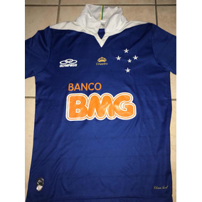 28a66990e421a Camisa Cruzeiro 2013 2014 - Camisa Cruzeiro Masculina no Mercado Livre  Brasil