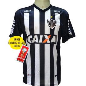 d78fefed5 Camisa Atletico 2018 - Camisa Atlético Mineiro Masculina no Mercado Livre  Brasil