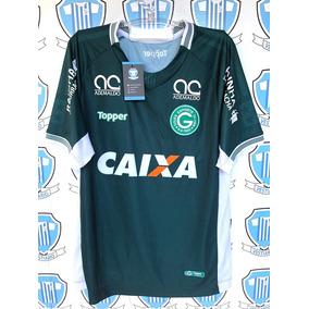 b0ad8101190b4 Camisa Goiás Topper 2017 no Mercado Livre Brasil