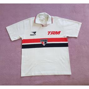 b520689ce851a Camisa Do Sao Paulo 1993 - Camisa São Paulo Masculina no Mercado Livre  Brasil