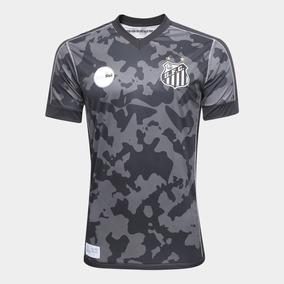 06eb44bd9196b As Camisa Metade Santos Metade Brasil - Futebol no Mercado Livre Brasil