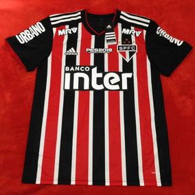 534e99c401674 Camisa Do Sao Paulo Com Patrocinio - Camisa São Paulo Masculina no Mercado  Livre Brasil