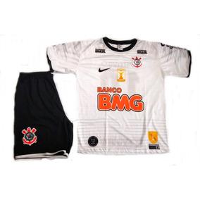 566b49697ad58 Camisa Corinthians Infantil - Camisa Corinthians Infantis no Mercado Livre  Brasil