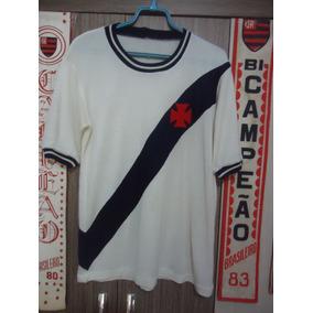 0508fec32c508 Camisa Retro Vasco Gama - Camisa Vasco Masculina no Mercado Livre Brasil