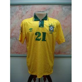 4caf613b6c6a5 Camisa Umbro Amarela no Mercado Livre Brasil