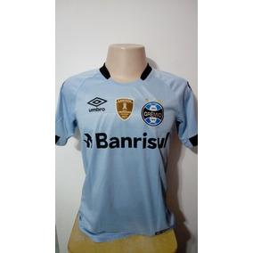 f5b03b2820ad2 Gremio Celeste - Camisa Grêmio Masculina no Mercado Livre Brasil