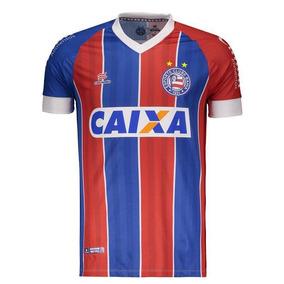 178ae8962283f Camisa Time Bahia De Viagem - Futebol no Mercado Livre Brasil