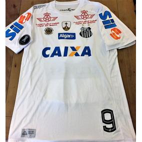 79096dcfbe8eb Camisa Santos Kappa - Camisa Santos Masculina no Mercado Livre Brasil
