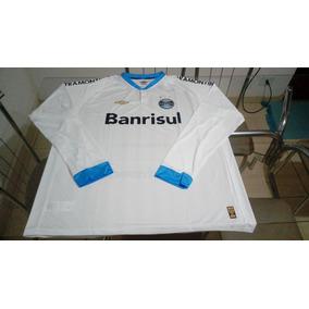 8833644c4eaf7 Camisa De Futebol Americano Em Porto Alegre - Camisa Grêmio Masculina no  Mercado Livre Brasil