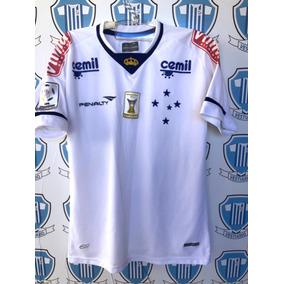 5c369c56ca163 Camisa Cruzeiro Libertadores - Camisa Cruzeiro Masculina no Mercado Livre  Brasil